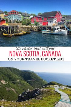 Wolfville's wineries, Lunenburg's historic harbour and Cape Breton's iconic Cabot Trail are just a few of the incredible spots to capture swoon-worthy pictures of Nova Scotia. Nova Scotia Travel, Cabot Trail, East Coast Road Trip, Canadian Travel, Ireland Travel, Traveling By Yourself, Travel Inspiration, Wineries, Pictures