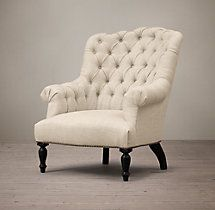 Clementine Tufted Upholstered Chair