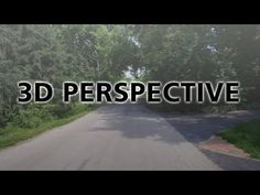 3D Perspective - After Effects Tutorial - YouTube