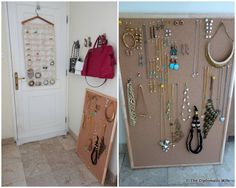 How I organise my jewellery
