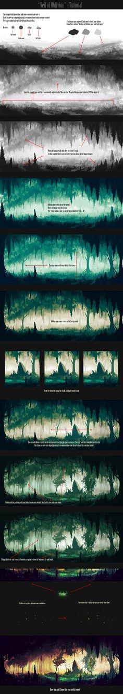 Veil of Oblivion (Tutorial) by ShahabAlizadeh.deviantart.com on @DeviantArt