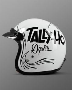 Tally-Ho design by Mcbess
