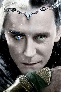 Fandoms mashup level Master! #Thranduil and #Loki <<---- What you have done to my soul is cruel. This shouldn't be allowed!!