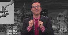 Last Week Tonight's John Oliver thinks he can just bash our country when it comes to the death penalty. He can, he does, and he's freaking brilliant. Last Week Tonight, Hamster Eating, John Oliver, Our Country, Citizenship, Junk Drawer, Pinterest Board, Satan, Make Me Smile
