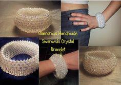 SALE Gorgeous Handmade Crystal Capricho bracelet by BeadBoutiquebyLou, £25.00