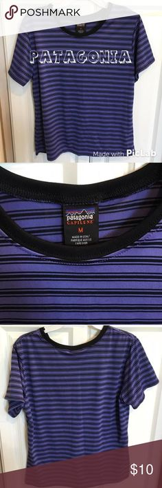 Girls Patagonia Capilene Quick Dry Shirt Size M Excellent Condition! Patagonia Dresses