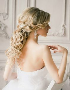 18 Jaw Dropping Wedding Hairstyles - Belle The Magazine | thebeautyspotqld.com.au