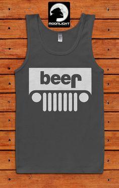 Jeep/Beer Tank