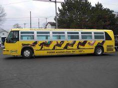 IKEA Bus Wrap