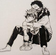 Overhaul [Chisaki Kai] & Midoriya Izuku