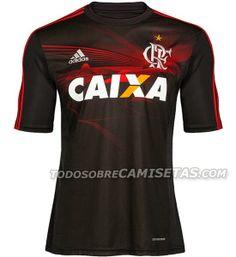 nueva camiseta del Flamengo 2014 2015