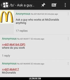 You can ask him anything#funny #lol #lolzonline