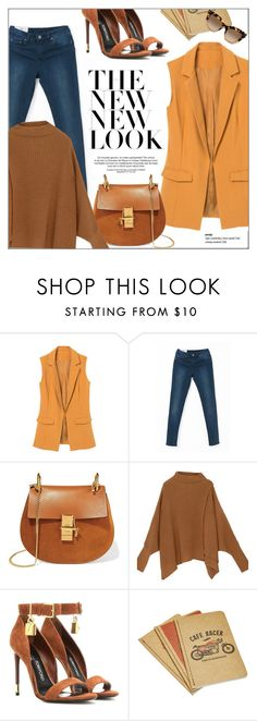 """""""Starting Over"""" by genuine-people ❤ liked on Polyvore featuring Chloé, Tom Ford, Valentino, women's clothing, women's fashion, women, female, woman, misses and juniors"""