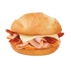 Turkey Cheddar Bacon Sandwich from Dunkin'