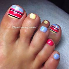 Cute Pedicure Designs, Toe Nail Designs, Cute Pedicures, Easter Nail Designs, Toe Nail Art, Photo And Video, Instagram Posts, Videos, Photos