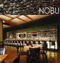 Nobu...the best sushi in the world.