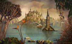 Atlantis by nahojis.deviantart.com on @DeviantArt