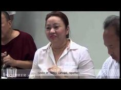 Janet Napoles takes the floor at Inquirer (First of 5 parts)
