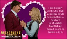See Anchorman 2: The Legend Continues on Blu-ray and Digital HD soon!