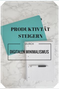 Do you want to increase your productivity? Digital minimalism can help you . - Do you want to increase your productivity? Digital minimalism can help you with this. Social Media Marketing Business, Online Marketing, Start Up Business, Online Business, Productivity Quotes, Im Online, All That Matters, Read Later, Business Inspiration