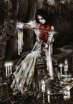 Gothic Art Puzzles (For more on author #Sharon Desruisseaux or #sharondnovels, you can find it here at www.sharondnovels.com or on Facebook, Tumblr, Twitter @Sharon Macdonald Desruisseaux) Happy Reading! :)