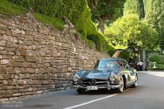 Mercedes Benz #300SL #Gullwing. Pic ©Raphaël Belly Photography / Mercedes Benz 300, Vintage Models, Bmw, Cars, Pictures, Photography, Beautiful, Autos, Madness