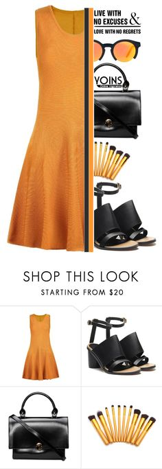"""""""Yoins 7/10 ♥"""" by av-anul ❤ liked on Polyvore featuring ASOS and WALL"""