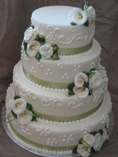 Calla-lily Wedding Cake Ideas on Pinterest Calla Lily ...