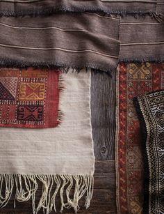 vintage. rug. love.
