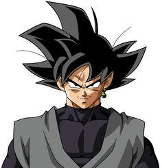 Goku Black Alt Palette #2 by RayzorBlade189 on DeviantArt