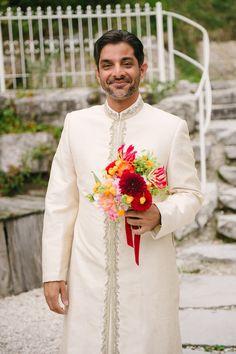 Indian Wedding Salzburg Bridal Bouquet & Groom Weddingplanner Daniela Kainz http://www.weddingsalzburg.com/