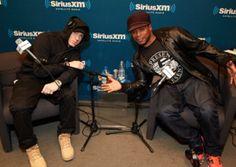 #Newmusic - Marshall Mathers Freestyle On Sway Calloway In The Morning! #Eminem #Hiphop #SwayInTheMorning