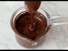 Chocolate Ganache | Chef Rachida