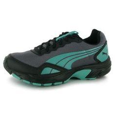 Puma Puma Kuris 2 Ladies Running Shoes from www.sportsdirect.com