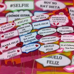 carteles habladores para baby shower - Buscar con Google                                                                                                                                                     Más