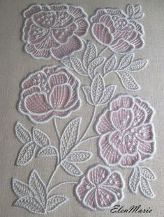 Excited to share the latest addition to my #etsy shop: MACHINE EMBROIDERY DESIGN - Flowers Applique Cutwork https://etsy.me/2G4dqJp #supplies #embroidery #white #pink #flowerscutwork #flowers #cutwork #richelieu #embroideryfile