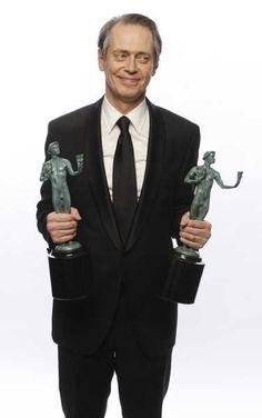 Steve Buscemi & SAG Awards