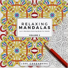 Mandala Coloring Book for Adults) (Volume 2),  Lori Greenberg: Books available on Amazon.