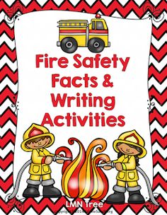 Classroom Freebies: Fire Safety Week Activity Packet