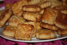 Cocina para pobres: Galletas de miel