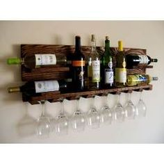 Mesa Aparador +2 Adegas Vinhos Madeira Pallets Porta Taças - R$ 159,90                                                                                                                                                                                 Mais