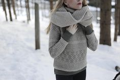 I want this winter look, Fish and Chic www.kellyshop.com