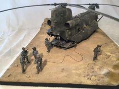 Large Scale Planes, the home of large scale aircraft modeling. Military Helicopter, Military Gear, Lego Ww2 Tanks, Chinook Helicopters, Pokemon Alola, Military Action Figures, Model Tanks, Star Wars Pictures, Military Modelling