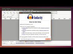 Cómo instalar Audacity y configurarlo #GanarDinero