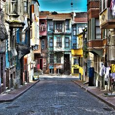 Balat is one of the oldest districts in #Istanbul. Photo courtesy of burkico on Instagram.