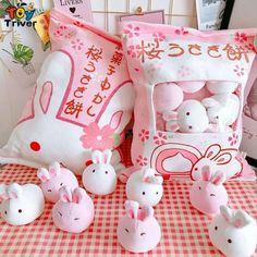 Pillow Bunnies