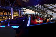 SOS Supper Club Bar and Restaurant at Anantara Seminyak Resort in Bali