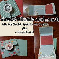 Polar Pals Card Kit - Part 2