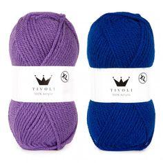 Tivoli XL from Hobbii Knit Or Crochet, Crochet Hooks, Free Crochet, Summer Hats, Winter Hats, Knitting Patterns, Crochet Patterns, Make Color, Little Sisters