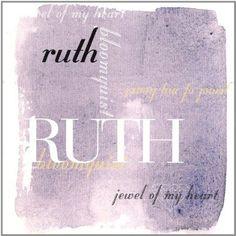 Ruth Bloomquist - Jewel Of My Heart